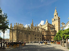 kathedrale von sevilla wikipedia. Black Bedroom Furniture Sets. Home Design Ideas