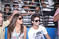 Shahid & Priyanka board train from Marine Lines station 01.jpg