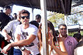 Shahid & Priyanka board train from Marine Lines station 08.jpg