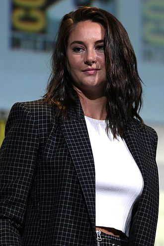 Shailene Woodley - Woodley in 2016