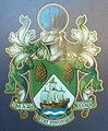Sheringham Coat of Arms, 29 February 2016.jpg