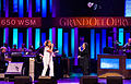 Sherry Lynn & Crystal Gayle at The Grand Ole Opry.JPG