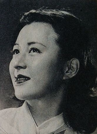 Yukiko Shimazaki - Yukiko Shimazaki in 1952