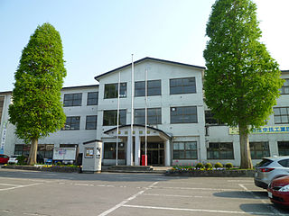 Shinjō, Yamagata City in Tōhoku, Japan