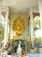 Shrine at Wat Kham Chanot.JPG