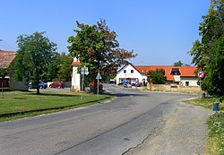 Centre of the village
