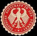 Siegelmarke Deutsche Botschaft der Türkei W0251285.jpg