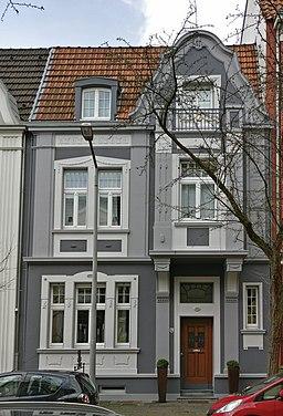 Siegstraße in Duisburg