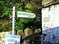 Sign, Seán Mac Diarmada's House - geograph.org.uk - 1118478.jpg