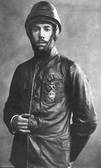 Igor Sikorsky - Igor Sikorsky in 1914