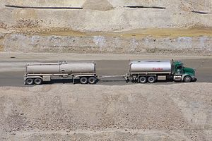 Port Bonython - Fuel tankers will be filled at Port Bonython Fuels once constructed.