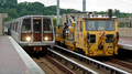 Single tracking at Eisenhower Avenue -02- (50230956926).png