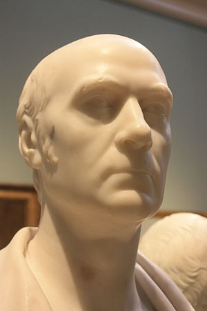Thomas Campbell (sculptor) - Sir Henry Raeburn by Thomas Campbell