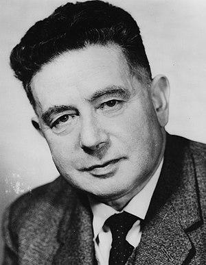 Otto Kahn-Freund - Sir Otto Kahn-Freund in 1950.