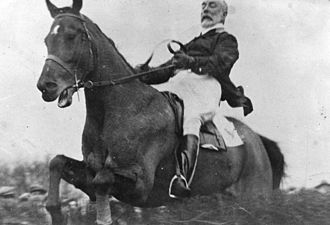 Sir Wilfrid Lawson, 3rd Baronet, of Brayton - Sir Wilfrid Lawson, 3rd Baronet, Fox Hunting