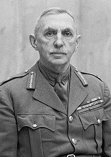 William Dobbie British general
