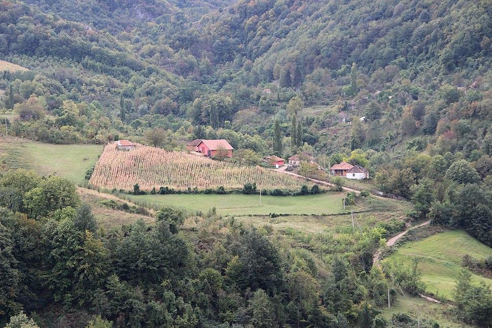 Sitarice - opština Valjevo - zapadna Srbija - panorama 14