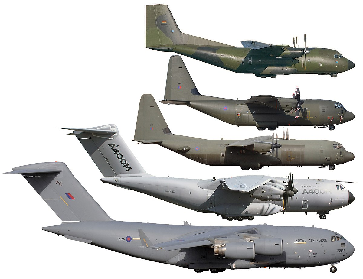 C 130 Military Transport Aircraft Military transport air...