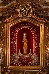Znalezione obrazy dla zapytania Matki Bożej Skępskiej