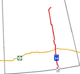 Saskatchewan Highway 35 Highway in Saskatchewan