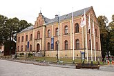 Fil:Skara stift- och landsbibliotek framsida.JPG