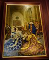 Sleeping Beauty series by Leon Bakst, 2 of 6, 1913 - Waddesdon Manor - Buckinghamshire, England - DSC07739.jpg