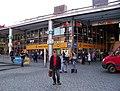 Smíchov, Zlatý Anděl, vstup do stanice metra Anděl.jpg