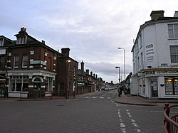 Snodland Town Centre - geograph.org.uk - 147070.jpg