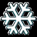Snow flake cyan.png