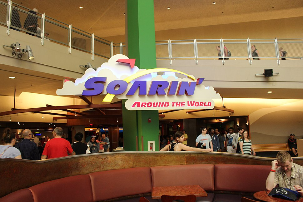 Soarin%27 around the world