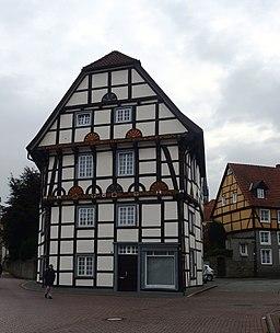 Wiesenstraße in Soest