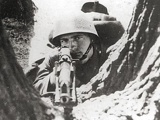 Invasion of Poland - Polish Infantryman, 1939