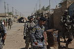 Soldiers; Iraqi police discover weapons cache DVIDS207412.jpg