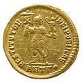 Solidus of Valens (YORYM 2001 12460) reverse.jpg