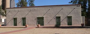 Arizona Historical Society - Sosa-Carillo-Fremont House