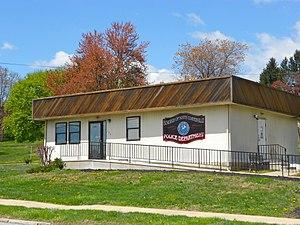 South Coatesville, Pennsylvania - Police headquarters