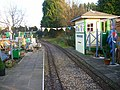 South Downs Miniature Railway, Wyevale Garden Centre, Stopham - geograph.org.uk - 297355.jpg