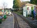 South Downs Miniature Railway, Wyevale Garden Centre, Stopham - geograph.org.uk - 297355.jpg