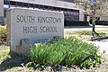 South Kingstown High School Entrance Sign.jpg