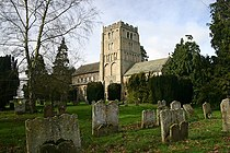 South Lopham Church and graveyard - geograph.org.uk - 338097.jpg