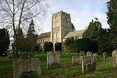 South Lopham Church and graveyard - geograph.org.uk - 338097.jpg