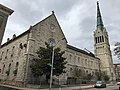 South side, Bethel A.M.E. Church Former St. Pete's Protestant Episcopal Church (1868; N.H. Hutton and John Murdoch, architects), 1300 Druid Hill Avenue, Baltimore, MD 21217 (27690591358).jpg