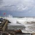 Southern Breakwater Greymouth 3 (31343801710).jpg