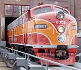 カリフォルニア州鉄道博物館
