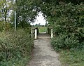 Southern end of Bowden Lane - geograph.org.uk - 570202.jpg