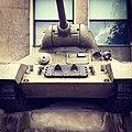 Soviet T34 Tank Prague (8718495690).jpg