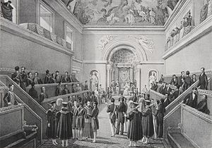 Spanish State opening of Parliament 1834.JPG