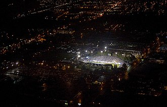 CEFCU Stadium - Image: Spartanstadiumnight