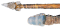 Spear and knife (Mesa Verde National Park)-transparent.png