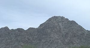 Phoenix Mountains - Phoenix Mountain Preserve